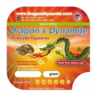 Dragon's Dynamite Magic Truffels - 15 gram<br><span>Gratis verzending</span>