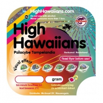 High Hawaiians 22 gram Magic Trufels
