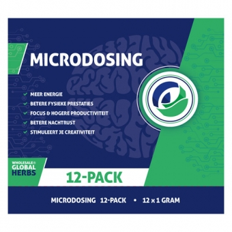 Magic Truffel Microdosing 12-pack <br><span>Gratis verzending</span>