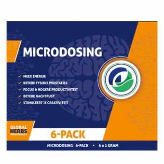 Magic Truffels Microdosing Pack kopen